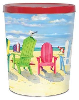 Beach Time Popcorn