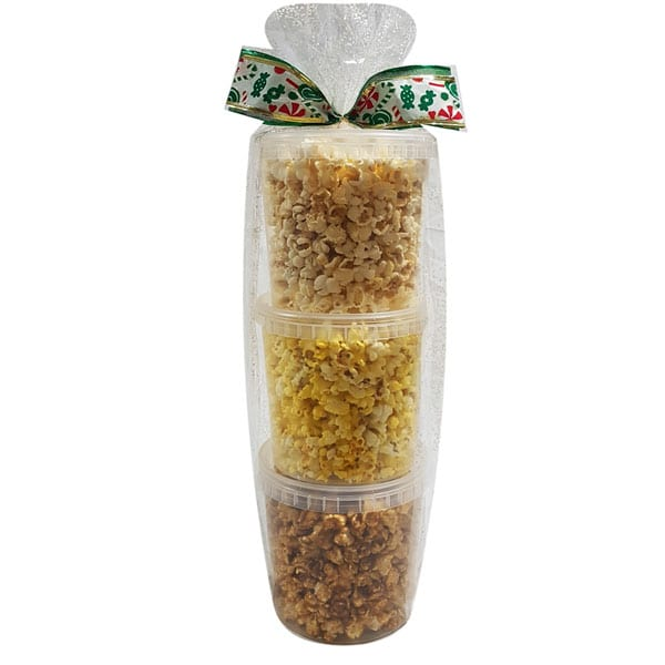 Christmas Classic Popcorn Tower