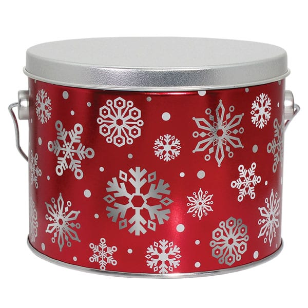 Small Pail Christmas Popcorn