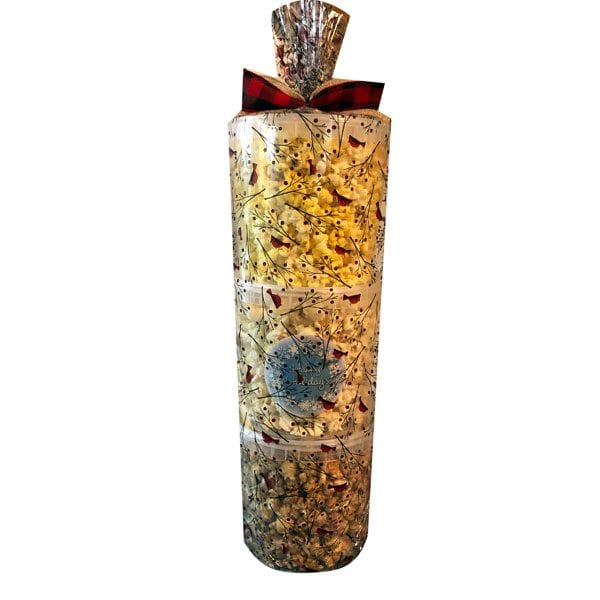 Classic Popcorn Tower-Shown Wrapped