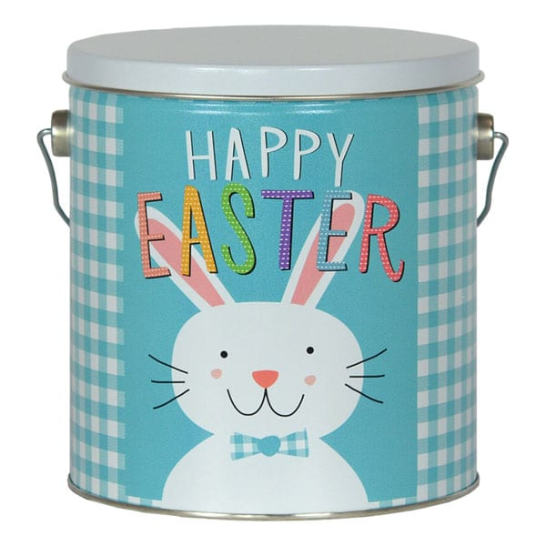 Easter Pail of Popcorn-14 cups of 1 flavor popcorn. Over 36 to choose from