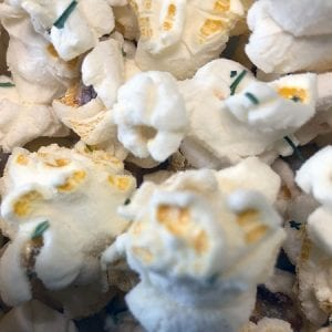 Creamy Dill Seasoned Popcorn